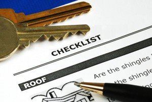Residential Roofing Checklist