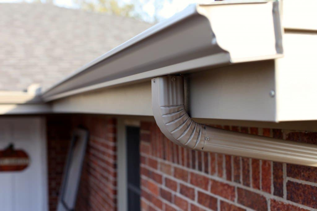 Custom Fabricated Seamless Gutters Discounted Price