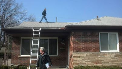Ferndale Michigan Roof Roofing Roofer