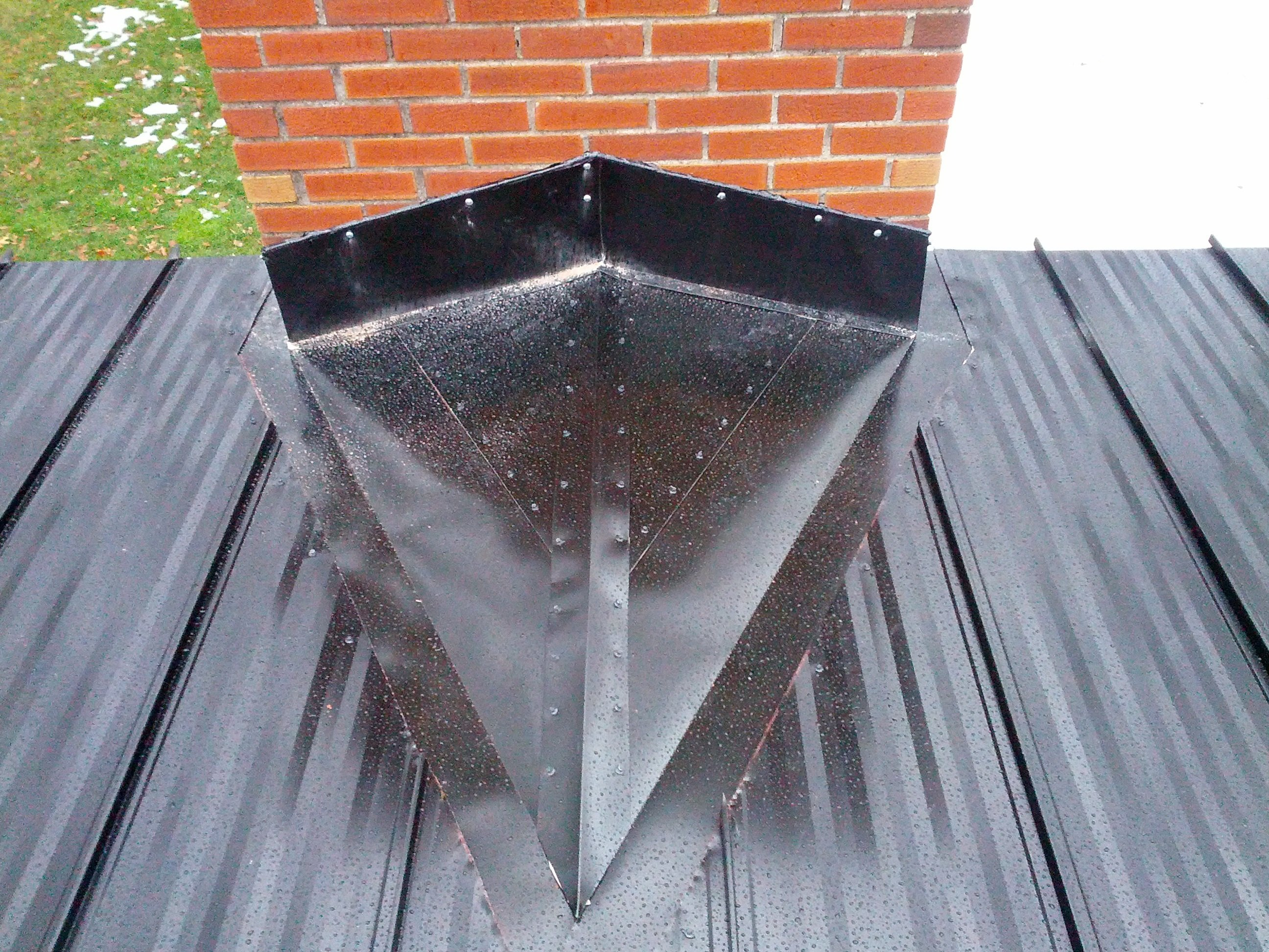 Roof Ventilation Flashing American Standard Roofing