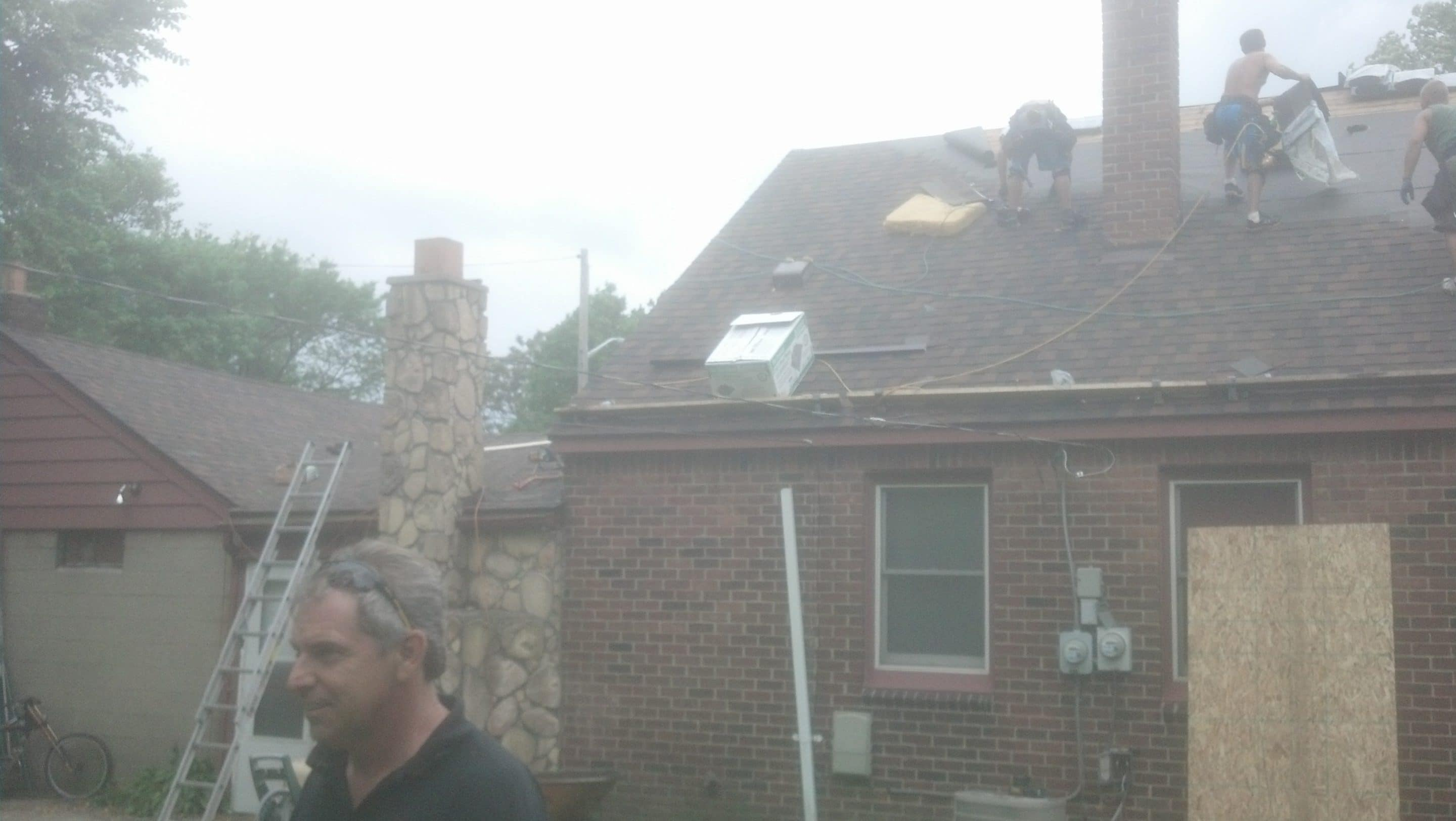 Oak Park Michigan New Roof Roofing Roofer