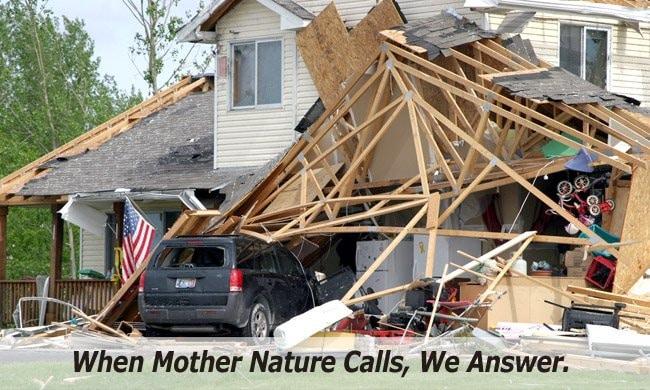 Michigan Storm Damage Repair