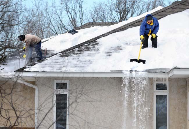 Michigan roofing