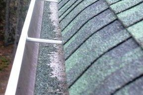 What Are The Little Rock Granules In My Gutter?
