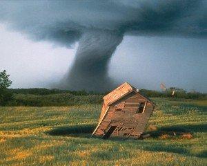 roofing tornado