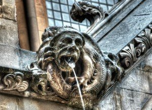 westminster-abbey-gargoyle