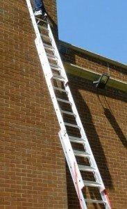 Overextended Ladder