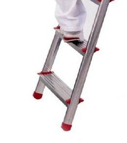 Rubber Ladder End